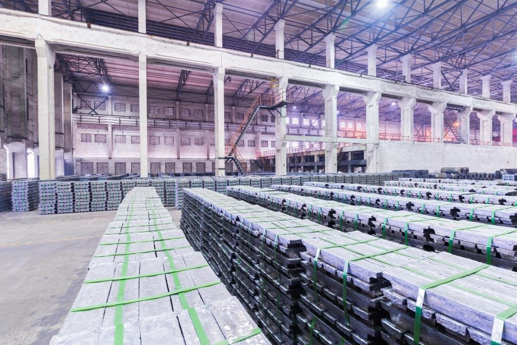 складово помещение със стока